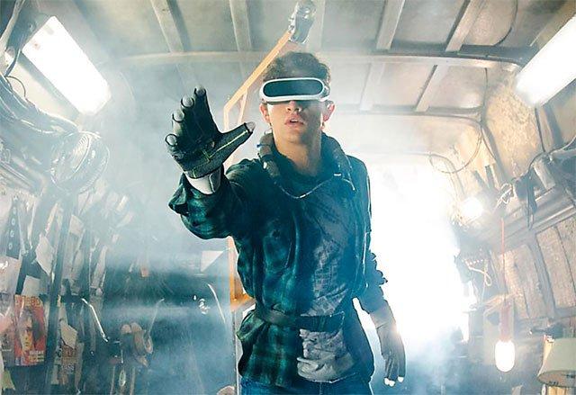 Спилберг, VR