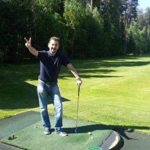гольф1