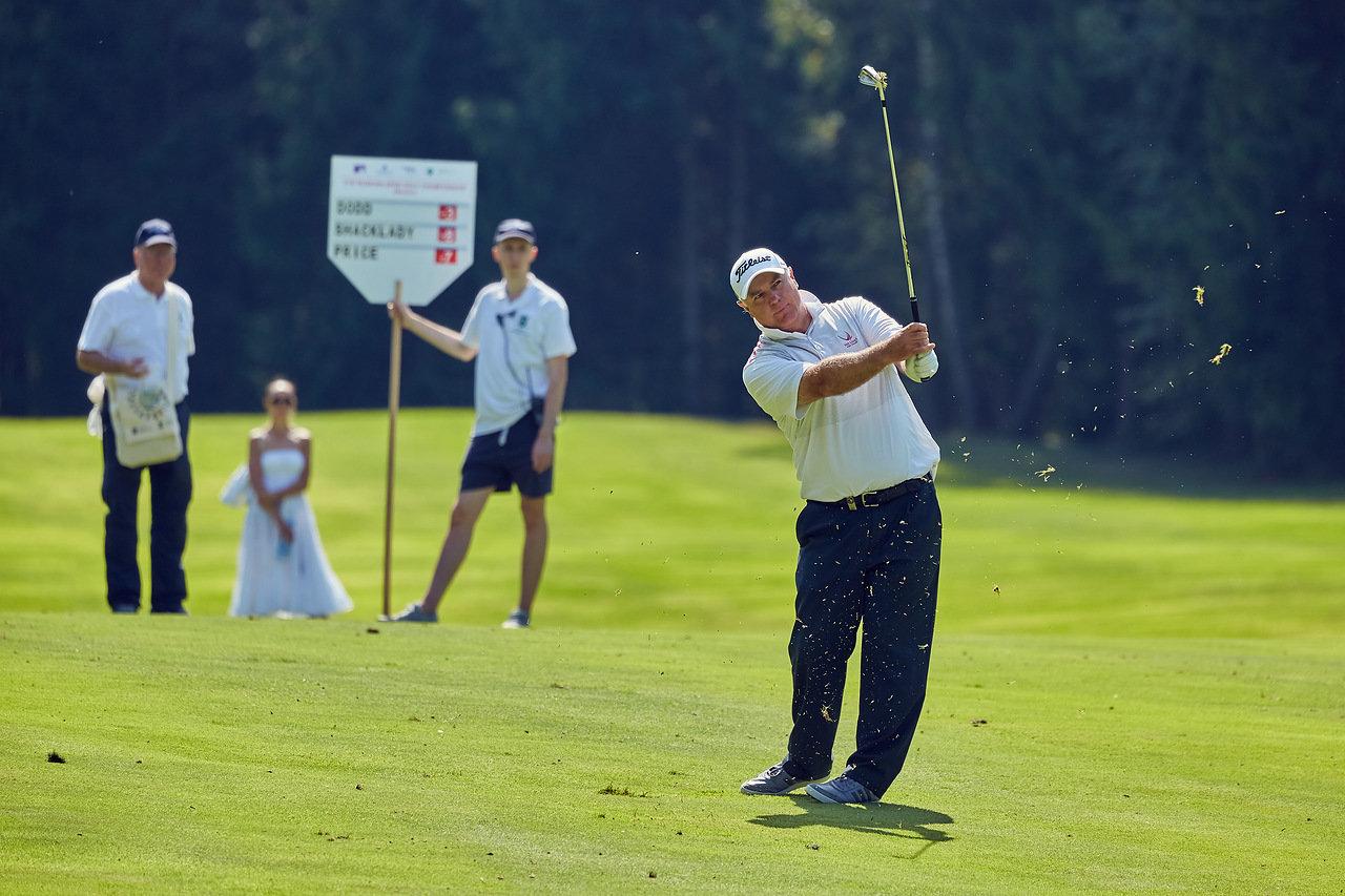 Турнир по гольфу 1