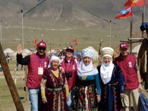 пресс-тур в Кыргызстан