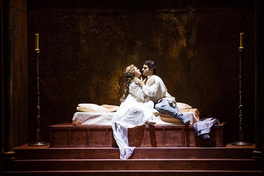 """Фрагмент из спектакля """"Ромео и Джульетта"""""""