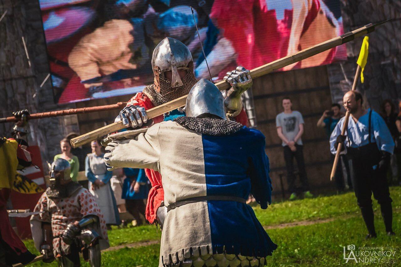 Средневековые бои