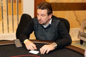 Покерный турнир СМИ