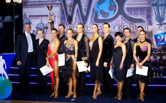 2-3 марта в выставочном центре КРОКУС-ЭКСПО состоится 7-й международный фестиваль по бальным танцам