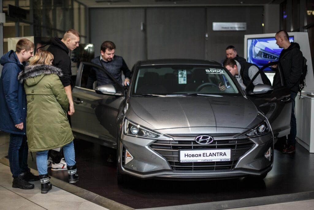 Hyundai Элантра