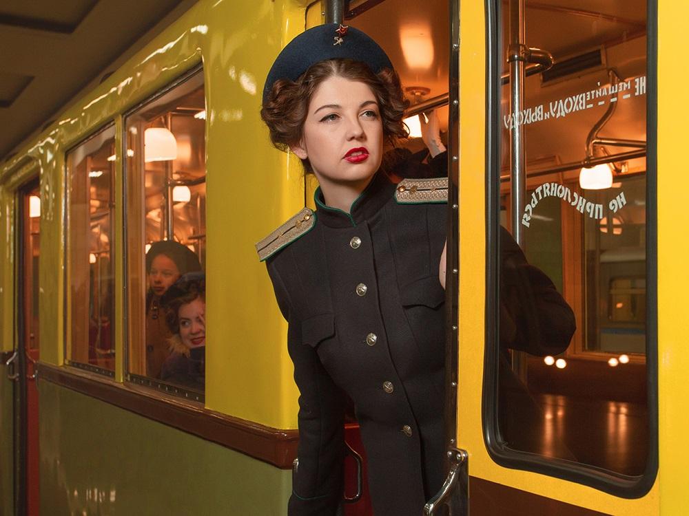 Фотовыставка_Образы прошлого в Московском метро