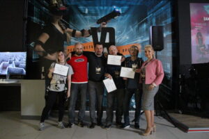 1 международный турнир по VR
