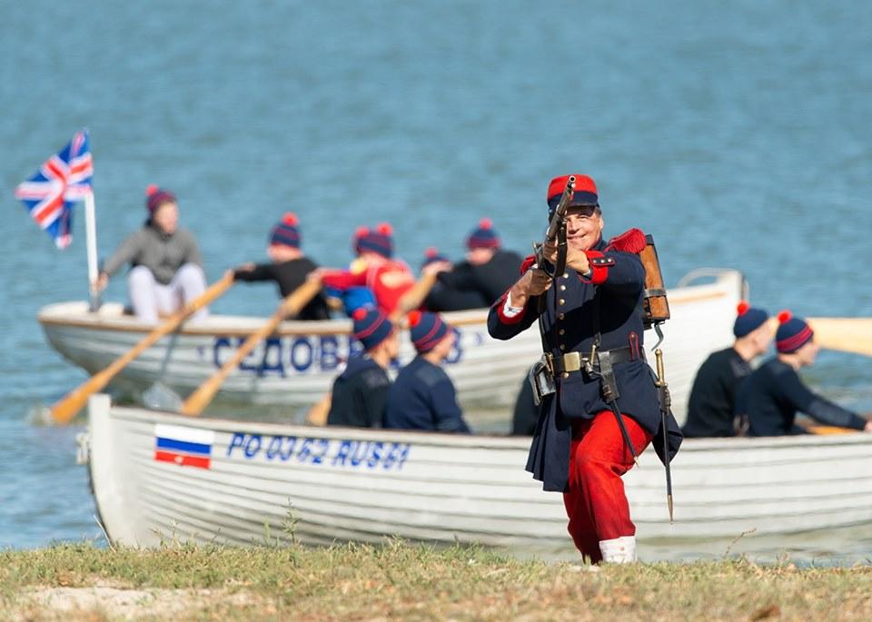 Фестиваль Оборона Таганрога 1