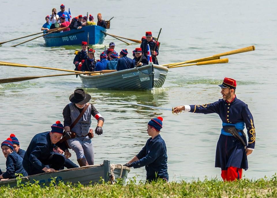 Фестиваль Оборона Таганрога