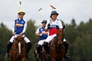 22 июня турнир по конному поло