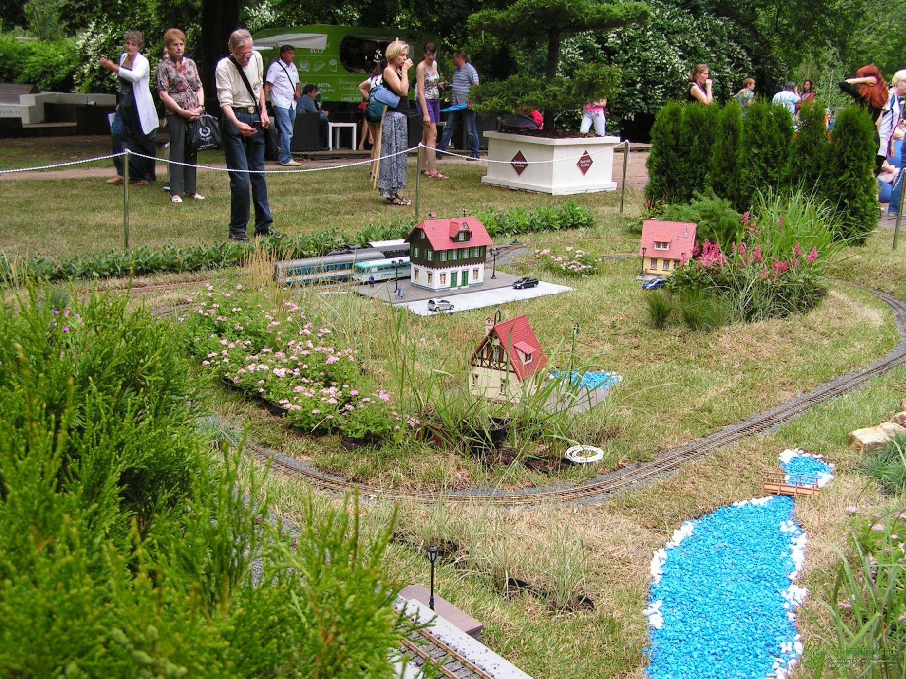 парк миниатюр в царицыне