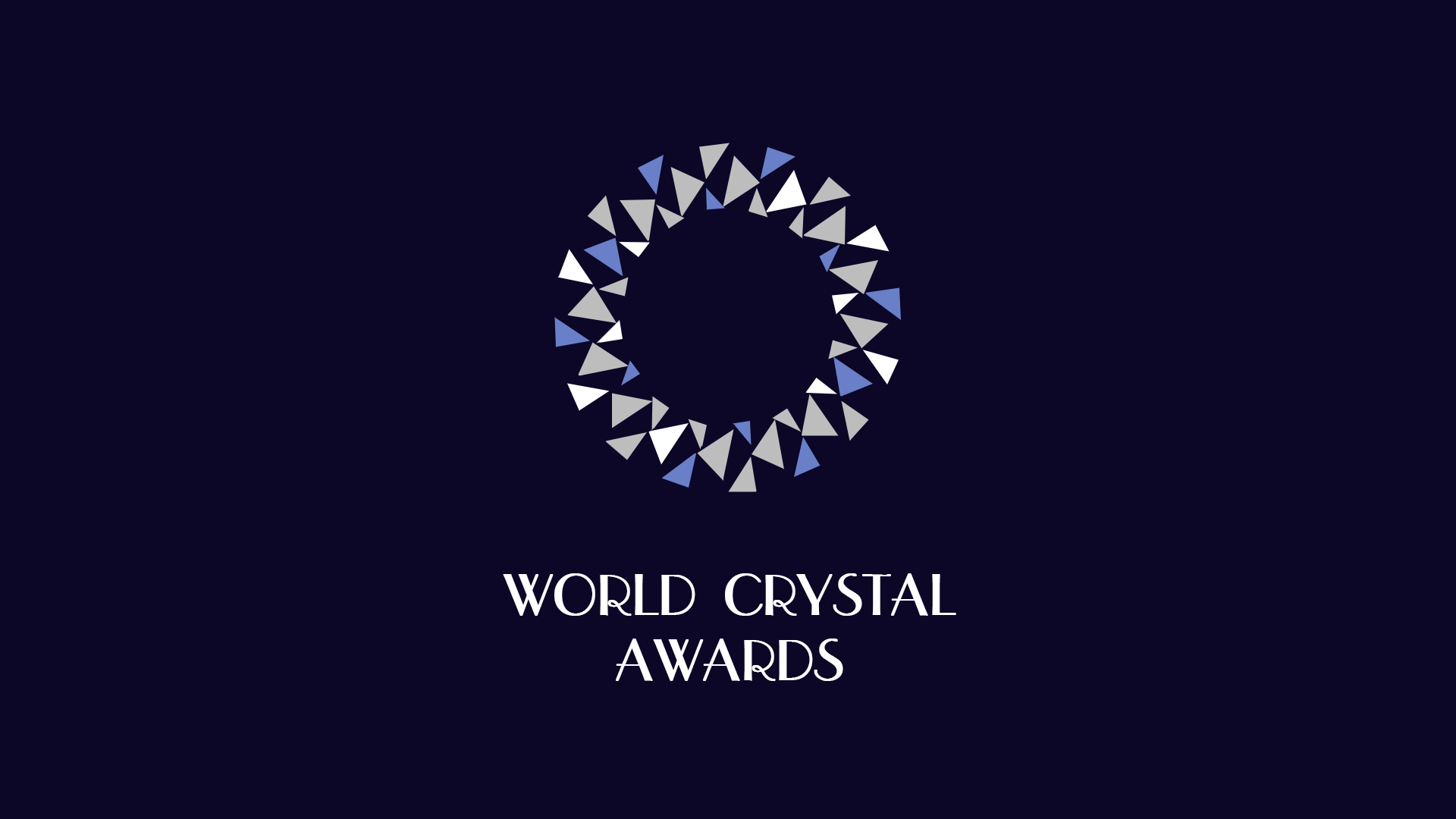 Премия «World Crystal Awards».