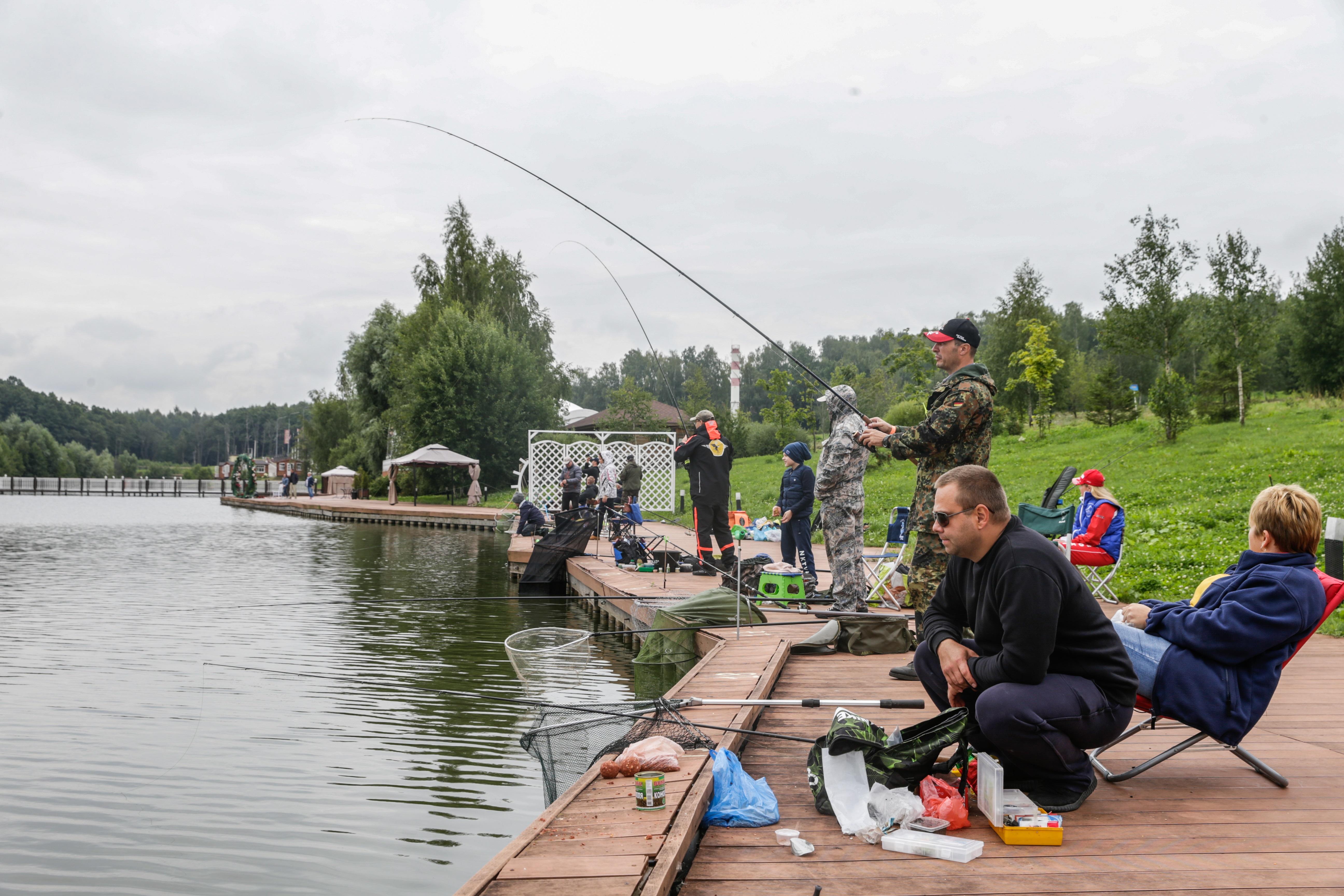 фестиваль рыбалки