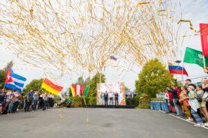 Летние дипломатические игры в Завидово