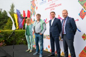 Летние дипломатические игры в Завидово 4