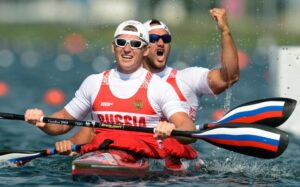 Olympics+Day Canoe+Sprint