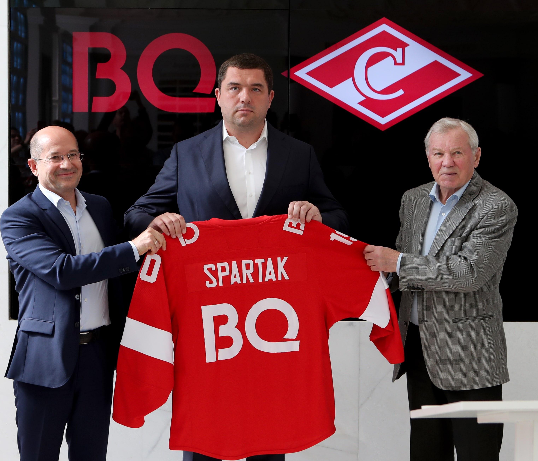 Спартак и BQ