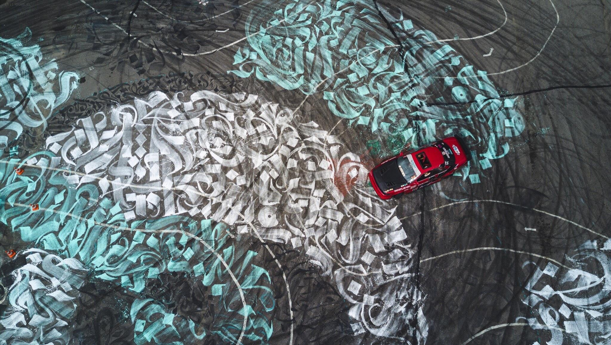 Биеннале кавказкого искусства Руслана ØDÎNTRÏ 3
