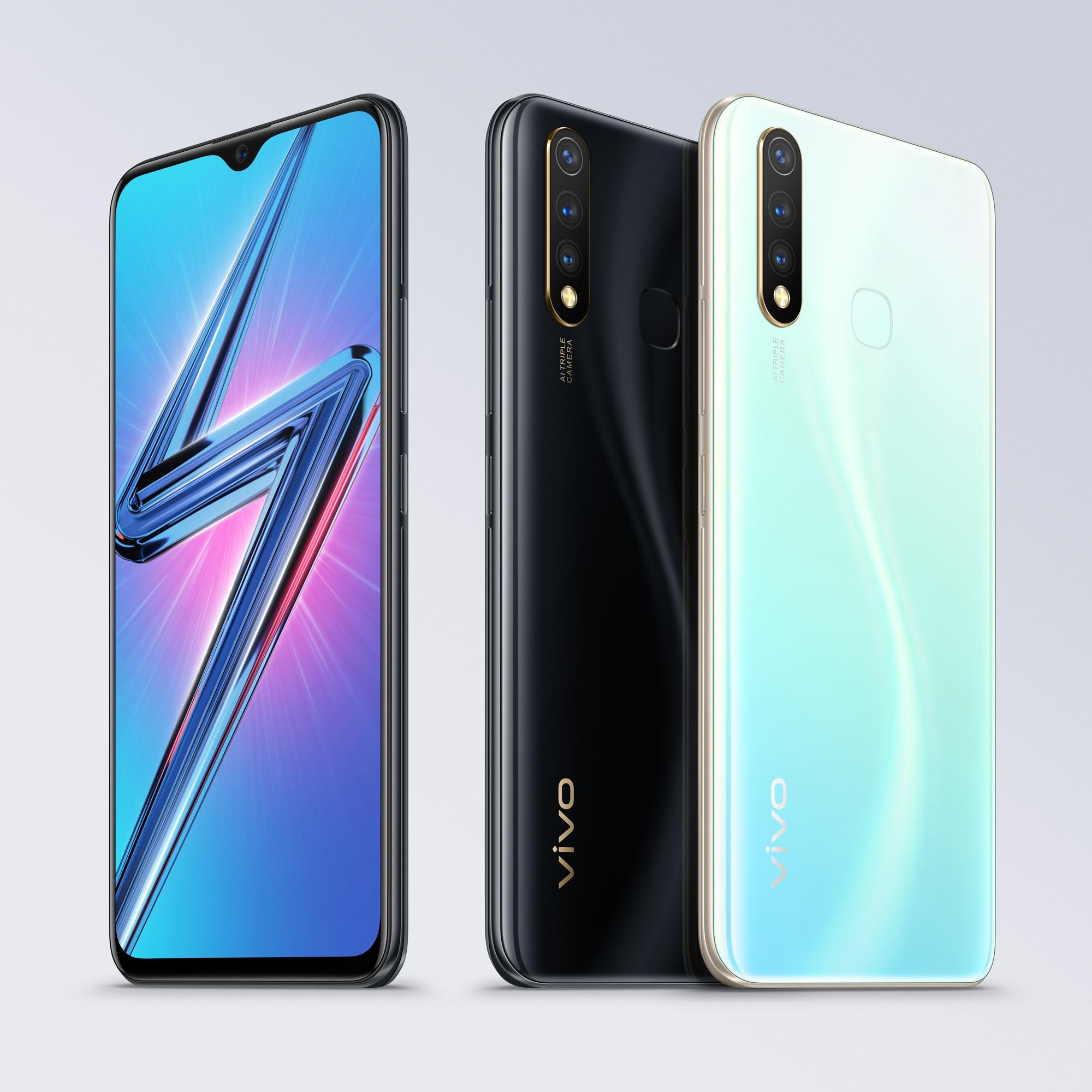 Y19_2_colors новый смартфон