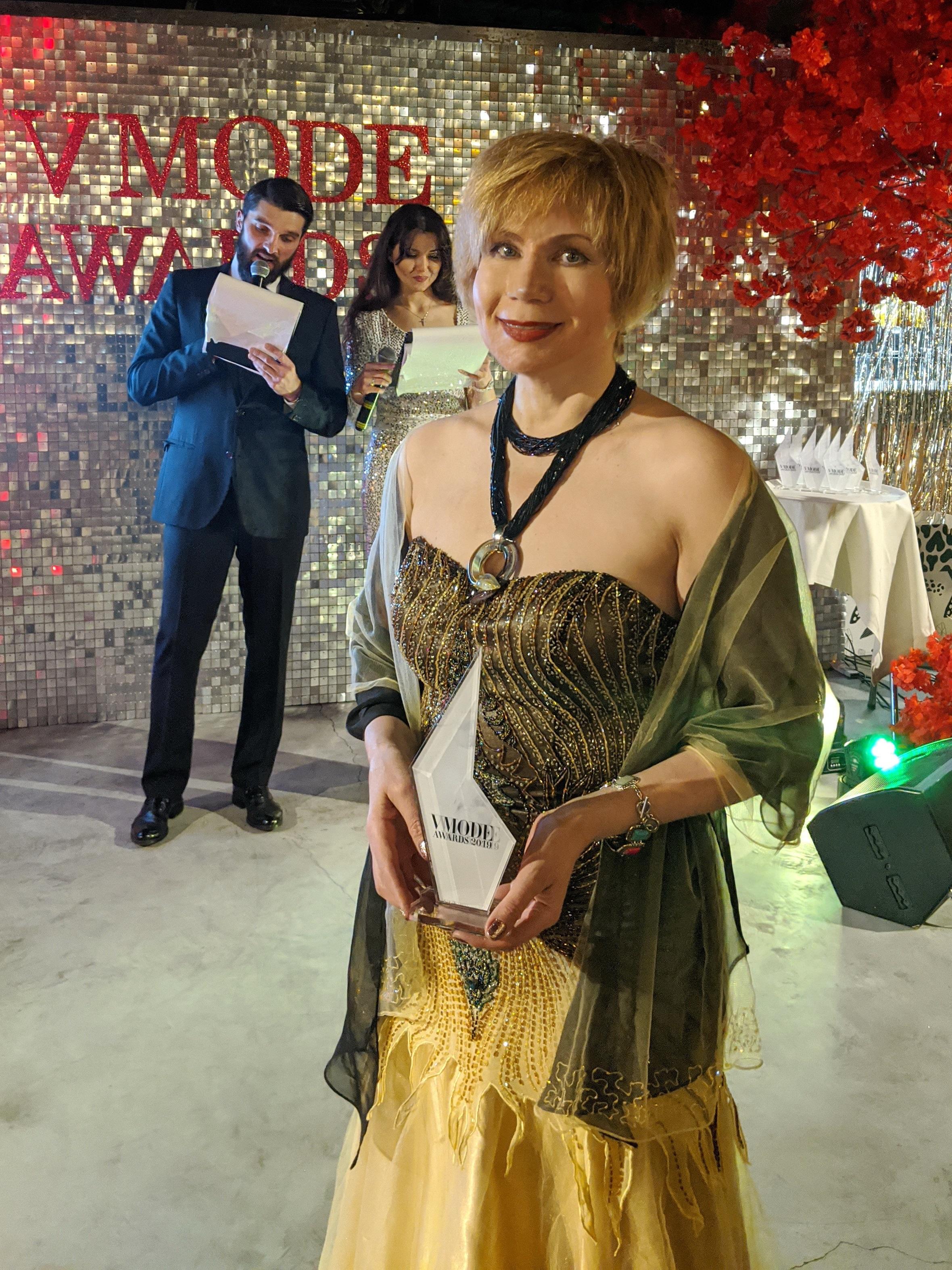Люсия Рощевкина THEATRE des PARFUMS