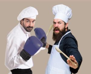 Мужская кухня_МЕГА Белая Дача