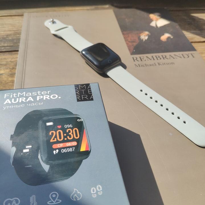 aura pro smarterra умные часы
