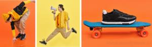 Известный итальянский бренд обуви Jog Dog представляет новую коллекцию мужской обуви весна-лето 2020 Now to the future («Сейчас – в будущее»).