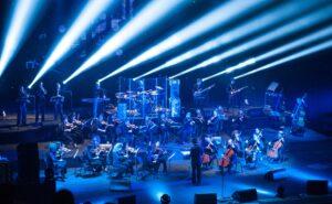 Мировые хиты 90-ых - у вас дома Симфонический концерт