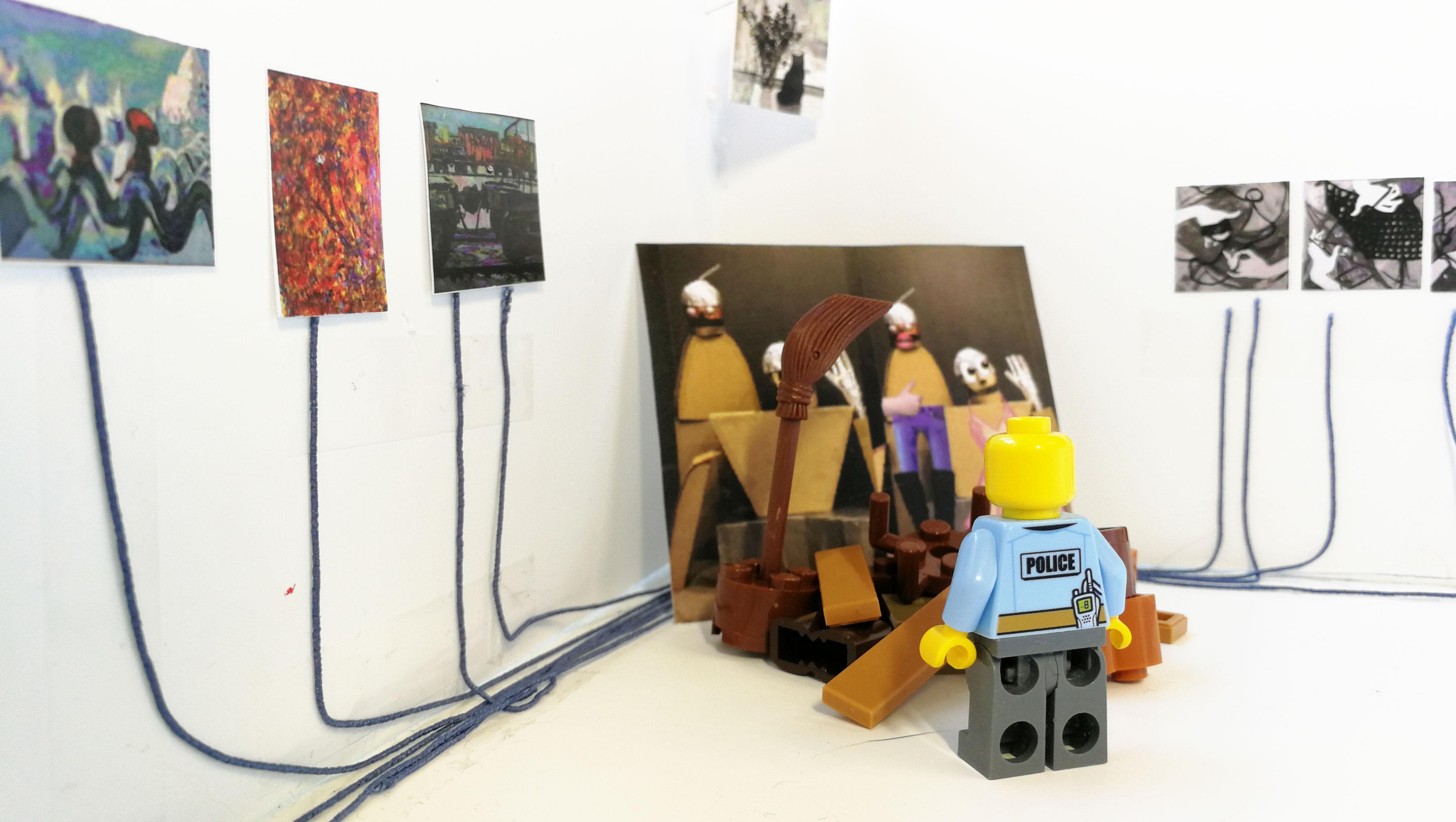 выставка на удаленке