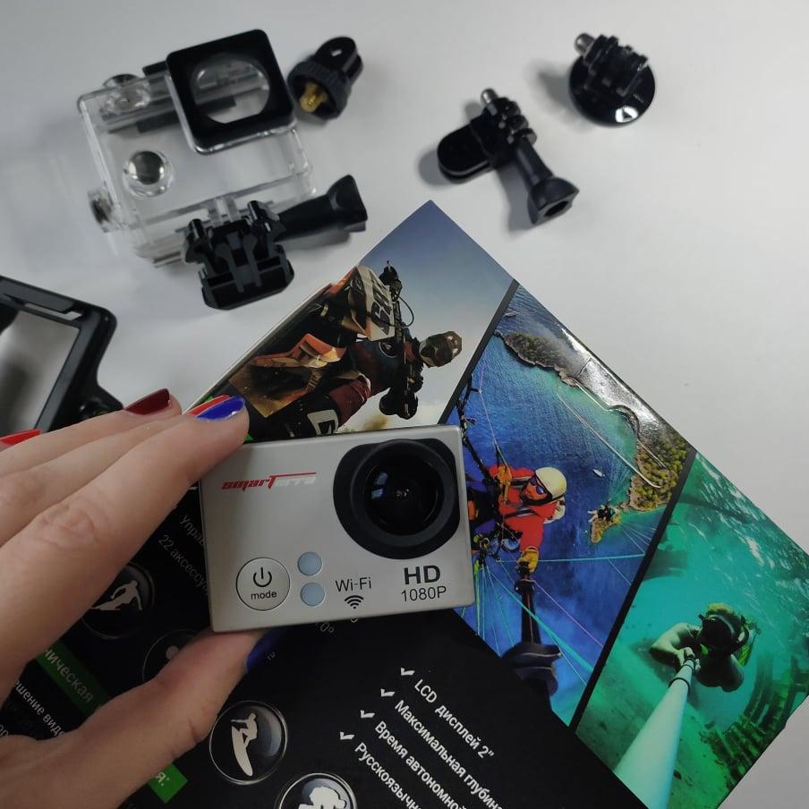 экшн камера 11