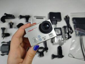 экшн камера 6