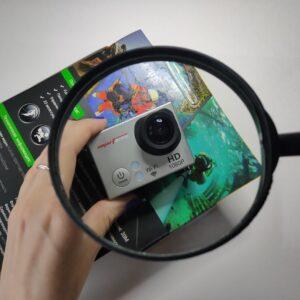 экшн камера 7
