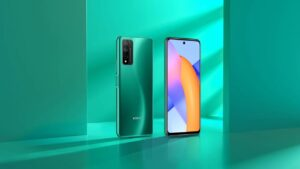 Honor 10X Lite_emerald grean